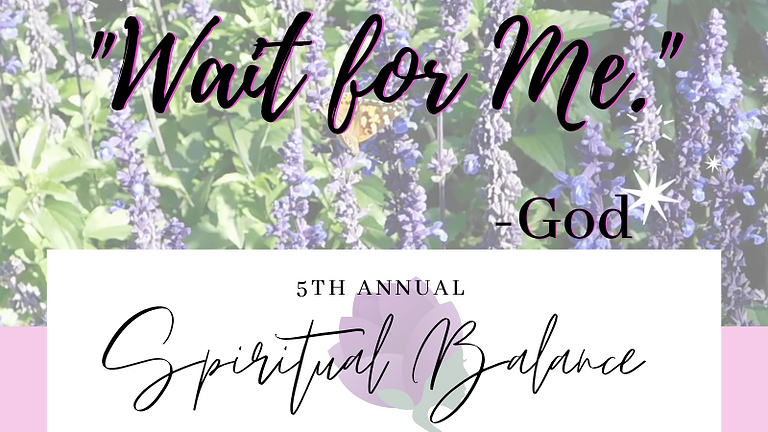 Spiritual Balanced Conference & Retreat