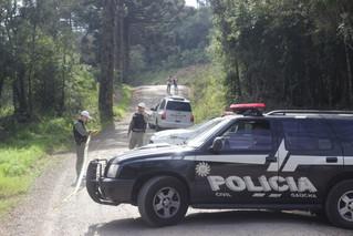 Mulher é encontrada morta e com o corpo carbonizado no interior de Farroupilha