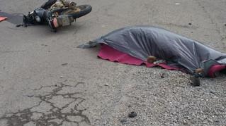 Motociclista morre em acidente em Pinto Bandeira