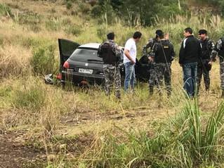 Identificados os ladrões mortos após confronto com a polícia em Caxias do Sul