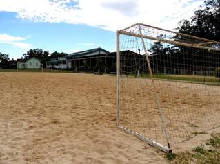 Campeonato de Futebol de Areia inicia dia 11 Além do futebol haverá os abertos de vôlei de dupla