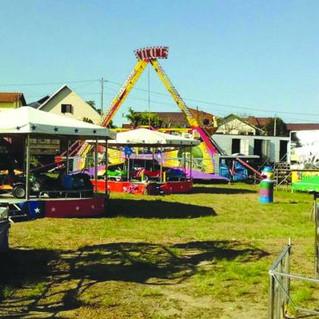 Falta de alvará faz parque de diversões ser interditado