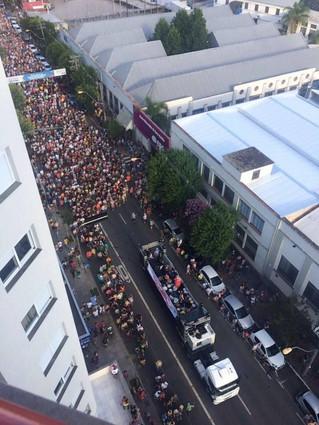 Bloco da Velha realiza desfile histórico no carnaval de Caxias