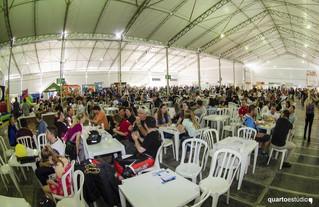 Mais de 25 mil pessoas visitam a Multifeira no primeiro fim de semana