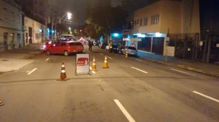 Blitz flagra 22 condutores dirigindo depois de se embriagar em Caxias do Sul