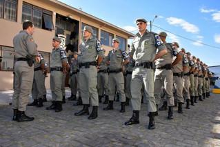Caxias do Sul recebe reforço de 50 novos policiais militares