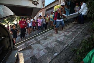 Mulher é morta a tiros e homem fica gravemente ferido no Bom Pastor em Caxias