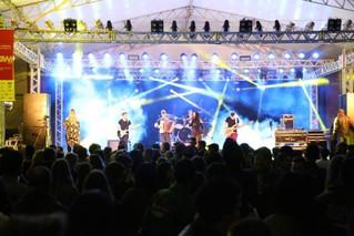 Primeiros dias de Fenakiwi reúnem 20 mil no Parque Cinquentenário