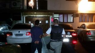 Brigada Militar prende foragido da justiça em Carlos Barbosa
