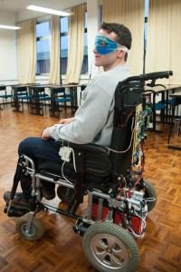 Estudante de Bento Gonçalves desenvolve sistema que garante autonomia a cadeirantes