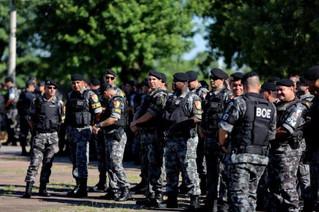 PMs do interior deslocados para a Capital voltarão às cidades de origem em junho
