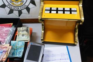 Ação da Polícia que investiga lavagem de dinheiro cumpre 16 mandados em Caxias