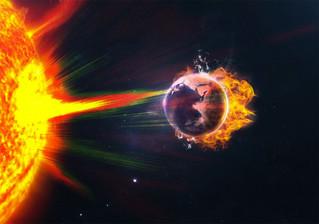 O fim está próximo! Será!? Confira dez possíveis apocalipses para nosso planeta