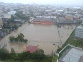 Chuvas causam estragos e transtornos também em Caxias do Sul