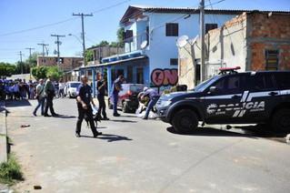 Tiroteio ao lado de delegacia na Timbaúva em Montenegro preocupa Polícia Civil