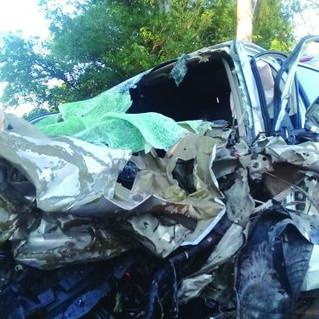 Moradores de Montenegro e Harmonia morrem em acidente na rodovia RS 240
