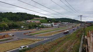 DNIT libera tráfego na nova rotatória do Trevo da Telasul