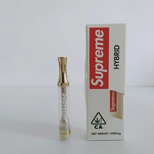 Buy Supreme THC Oil Carts