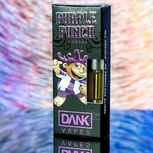 Buy Purple Punch Dank Vapes