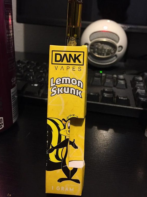 Buy Lemon Skunk Dank Vapes