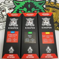 Buy Kingpen Carts Online