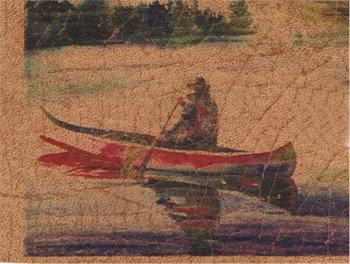 Twilight Canoe