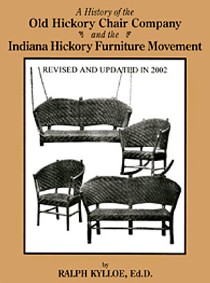 A History Of Old Hickory Furniture Company Is Published. The Book Was  Updated In 2002 To Include The 1901 Old Hickory Chair Company Catalog.