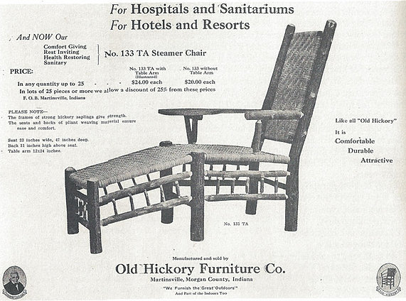 The Indiana State Museum, Indianapolis, Indiana, Hosts The Exhibit RUSTIC  TRADITIONS: INDIANA HICKORY FURNITURE. Old Hickory Donated Many Different  ...