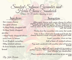 Bacchus Bite - Smoked Salmon Cucumber and Herbs Cheese Sandwich.png