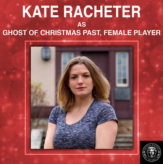 Kate Racheter is thrilled to be returning to the air waves for this enchanting production of A Christmas Carol. A Hamilton-based actress and award-winning playwright, Kate has been a part of the theatre community for over two decades.  You may have seen her in A Man for All Seasons, Music Hall or Calendar Girls. While deeply missing the stage during 2020, Kate has had the honour of performing in multiple online radio shows including the Twisted Tales of Poe and the Ugliest Woman Alive.