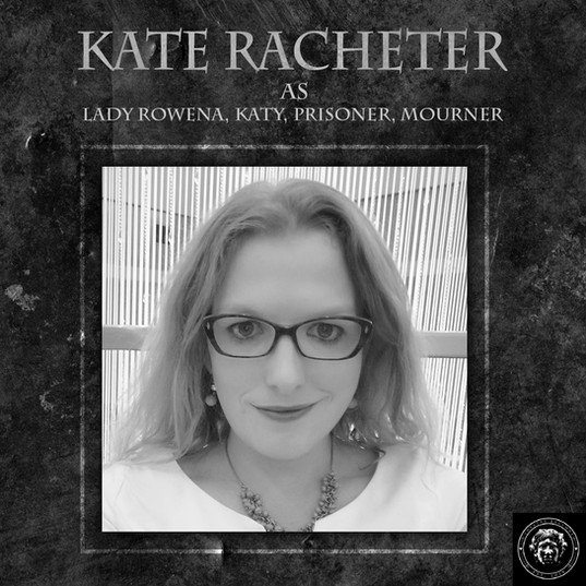 Kate Racheter is a Hamilton based actress and award winning playwright, born and raised in Petrolia Ontario. You may have seen her in A Man for All Seasons, Music Hall or Calendar Girls. She is honored to be part of the inaugural show for Theatre Bacchus!