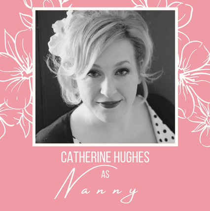 """Catherine Hughes almost began her career at 3 years of age when she was offered a Heinz Ketchup commercial. She promptly replied """"I don't do commercials"""" much to her Actor Parents' chagrin. Her acting career began in earnest at age of 12 on stage, screen and on air. Catherine studied at the University of Toronto. Upon graduation she studied improv at The Second City. Dramatic training continued under the tutelage of the late great Jennifer Phipps.  For music The Royal Conservatory of Music and the Julliard School of Music with continued study with David Dunbar and the late Michael Burgess. All the while, she created the persona """"Diva in the Rough"""" who performed throughout Southern Ontario singing and telling off colour tales while accompanied by her long suffering piano player, Don Guinn with whom she released a CD and toured extensively to promote it. She is now commissioned by museums, music halls, theatres, cultural centres and historical societies to create original shows which she writes, performs, produces and directs.  She is thrilled to be in """"The Watsons"""" and very happy to be working with the very best cast at Theatre Bacchus."""