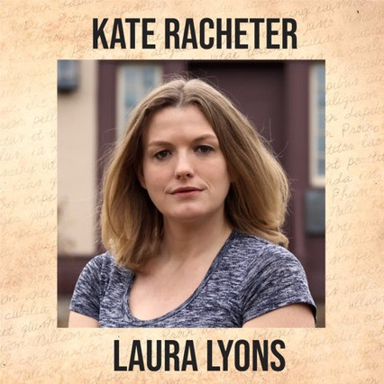 Kate Rachter recently played the Ghost of Christmas Past in a Christmas Carol and is honored to be stepping behind the mic again for Theatre Bacchus' production of Hound of Baskervilles as Laura Lyons. Born and raised in Petrolia Ontario, Kate has been a member of the theatre community since her early childhood as well as an active member of the local playwright community. You may have seen her in Calender Girls, Leading Ladies or seen her award winning play Goodbye.