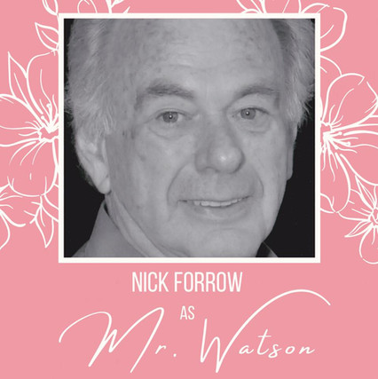 """Nick is delighted to be working once again with Lana in this new format. Nick has been performing since 1992 with various companies of the Oakville Drama Series and companies of the Encore Series at Meadowvale Theatre . At Century Church Theatre in Hillsburg Nick has performed in several traditional Pantomimes and """"Fox on the Fairway"""", """"Gaslight"""", Spitfire Dance"""". Of late Nick has switched hats and side of the footlights to direct """"The Premature Corpse"""", """"Fatal Attraction"""" and """"The Dixie Swim Club"""" for CCT."""