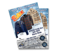 Bob Kildee Clothing Year End Sale 2019