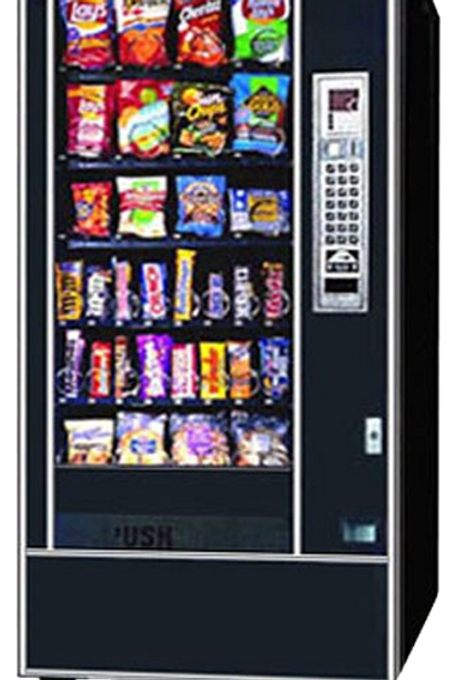 Automatic Products Model 6600 Snack Machine