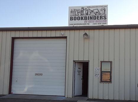 Jay's Bookbinding Shop