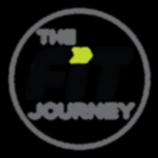 The Fit Journey Studio Logo