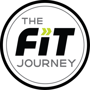 The Fit Journey Studio Logo
