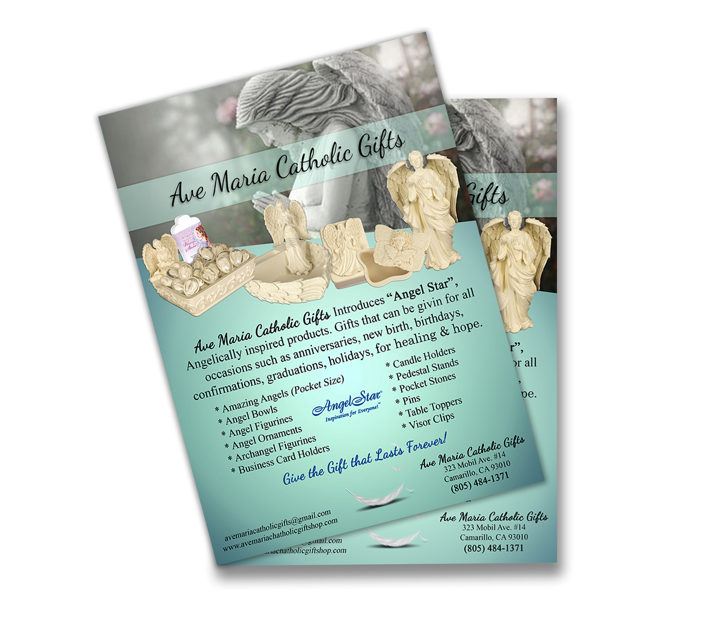 Ave Maria Flyer