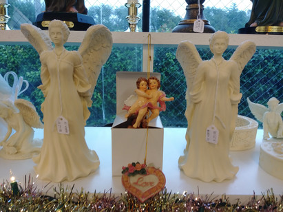 Angels Candle Holders
