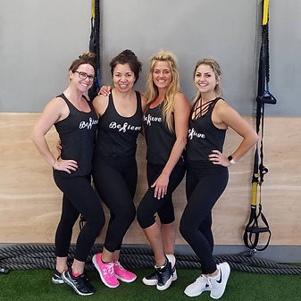 Fit Journey Personal Trainers