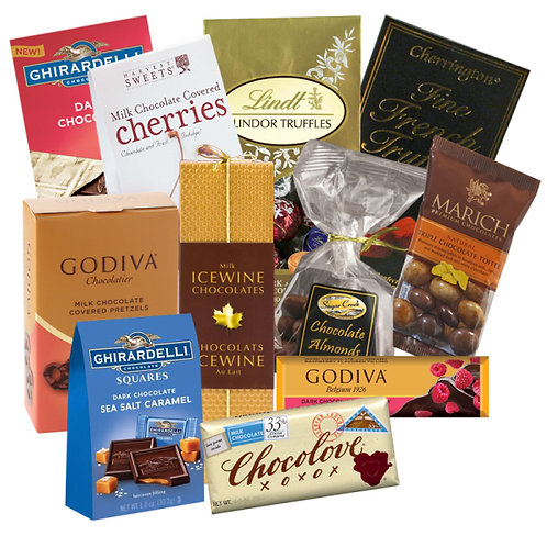 Chocolate Lovers Gift Tray