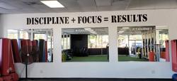 Discipline + Focus = Results