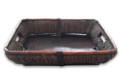 Rectangular Deep Basket Tray