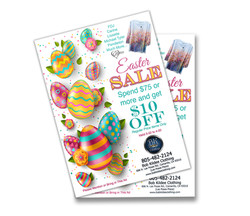 Bob Kildee Clothing Easter 2019