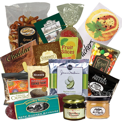 Grand Gourmet Gift Tray