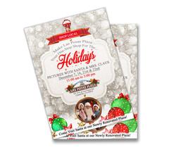 Las Posas Plaza Christmas Flyer 2019