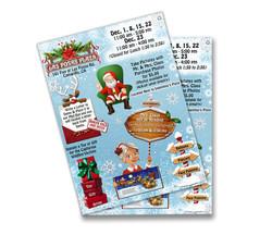 Las Posas Plaza Christmas Flyer 2018
