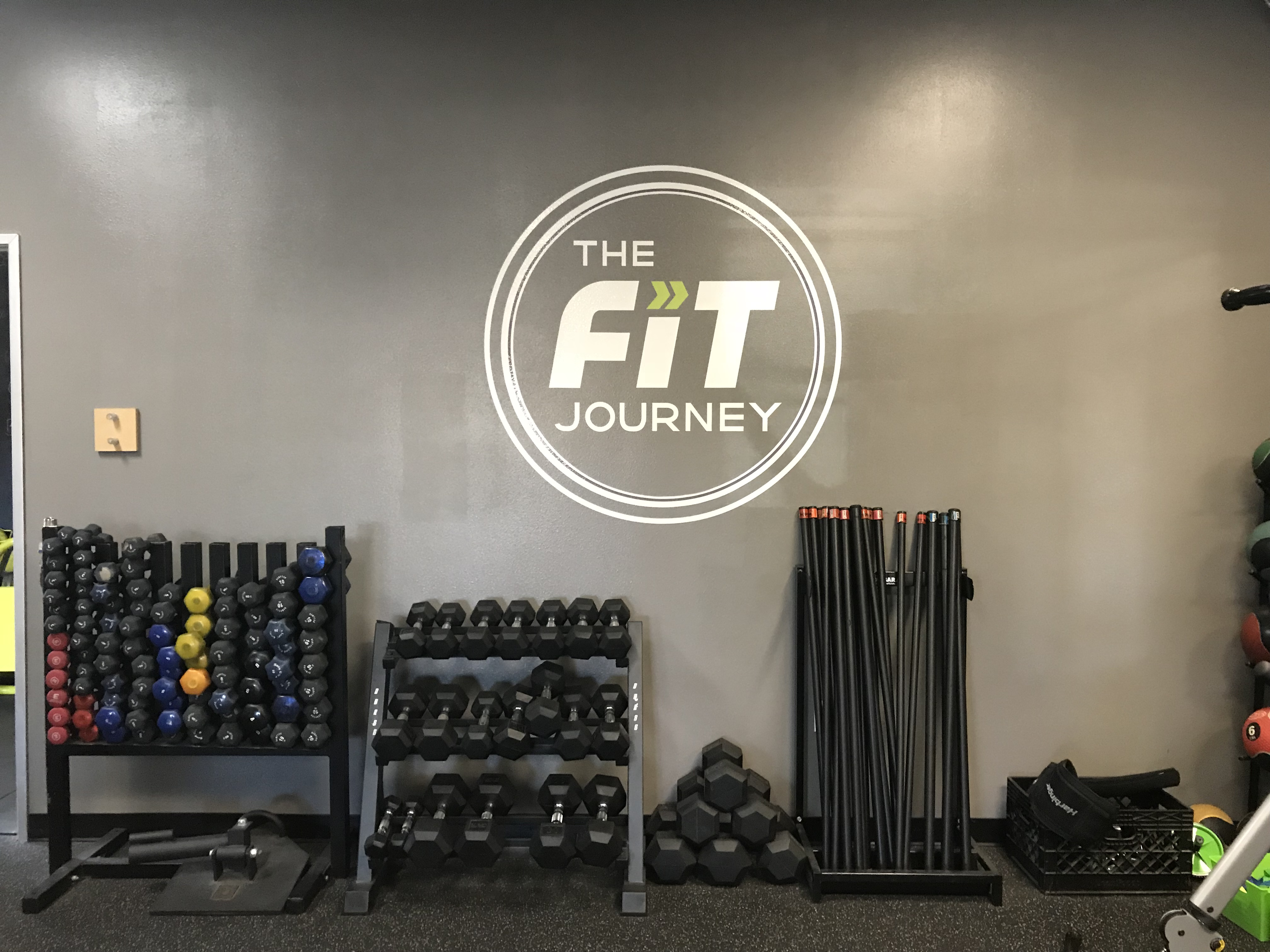 The fit journey studio camarillo home